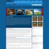 GonroMag Blue Magazine Wordpress Theme