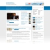 Eventina Blue Magazine & News Wordpress Theme