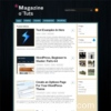 Magazine o'Tuts Wordpress Theme