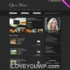 Gorilla Open House Real Estate Premium Wordpress Theme