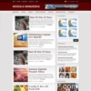 Module Magazine 5 Different Color Free Wordpress Theme