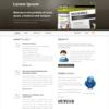 Big Header Folio Premium Wordpress Theme