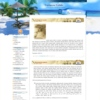 Beach Holiday Sun Wordpress Theme