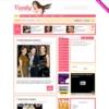 Vanity Wordpress Theme