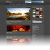 Dark Photoblog Premium Freelance Wordpress Theme