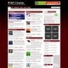 Solostream Wp-Chatter Dark Red News Premium Wordpress Theme