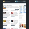 The MMozine Wordpress Theme