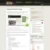 Melayu Boleh Wordpress Theme