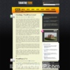 Tarantino News Blog Style Free Wordpress Theme