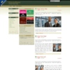 Golden Green E-Corporate Style Premium Wordpress Theme