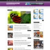 Lean Magazine 8 Colour Free Premium Wordpress Theme