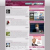Pink Womans Blog Free Premium Theme