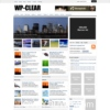 Wp Clear Premium Wordpress News Theme
