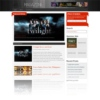 Wmag Black & Red Free Magazine Wordpress Theme