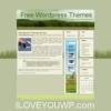 EnviroCool Country Free Green Lifestyle Wordpress Theme