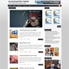 BlogStarter Magazine Portal & News Free Wordpress Theme