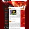 Red Light Wordpress Theme