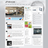 Falkner Link Gray Color Free Wordpress Theme