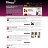 Filexiar Blog New Purple Flexi Wordpress Theme