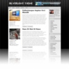 SilverLight Black Color Free Premium Wordpress Theme