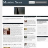 Massive News Portal Wordpress Theme