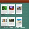 Image Hunter Showcase Style Wordpress Theme