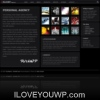 Personal Agency Dark Wordpress Theme