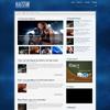 MagStar Dark Blue Premium Wordpress Theme