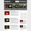 Press75 VodPod Free Portfolio Wordpress Theme