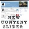 New Featured Slider Widget Wordpress Plugin