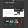 Rocky Folio Dark Portfolio Premium Wordpress Theme