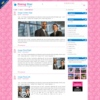Rising Star Pink Color Premium Wordpress Theme