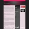 Universal Free Premium Pink Wordpress Theme