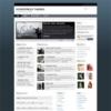 VanillaSky 3 Column Magazine Style Wordpress Theme