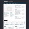 Visual Photographer Premium Wordpress Theme