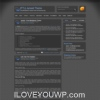 Ftl Jynxed Wordpress Theme