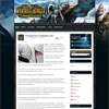Wowar Mkel's Game Blog Free Wordpress Theme
