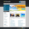 WpNow Triumph Personal & Corporate Premium Wordpress Theme