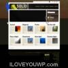 Solid Online Portfolio Dark Style Wordpress Theme