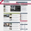 Zenko Magazine Premium Wordpress Theme